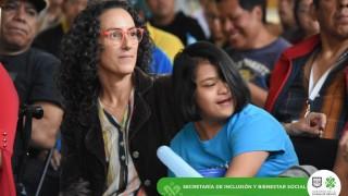 Sostiene la Secretaría de Inclusión y Bienestar que es necesario hacer valer los derechos de las personas con Síndrome de Down