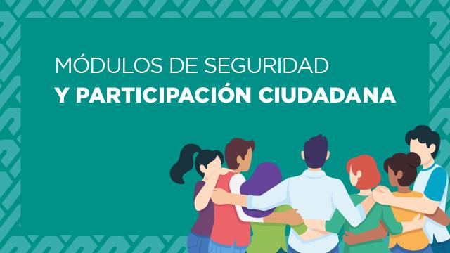 Módulos de Participación Ciudadana