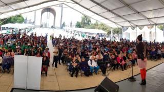 Comedores sociales, ejemplo de colaboración entre la ciudadanía y el gobierno capitalino: Almudena Ocejo Rojo