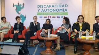 """Inauguran SIBISO e INDISCAPACIDAD el congreso internacional """"Discapacidad y Autonomía. Una visión integral"""""""