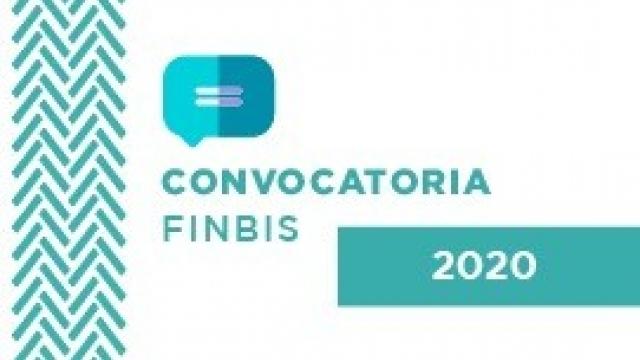 Convocatoria FINBIS 2020